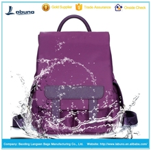 Pure color nylon fabric for backpack nylon fabric for bags