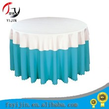 popular design high quality rosette table cloth
