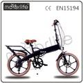 Motorlife / OEM EN15194 36 v 250 w 20 pulgadas de la bici eléctrica