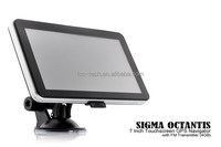 Truck and Car GPS Navigation 84h 7Inch with FM, Bluetooth Customization and OEM Flexible RFQ