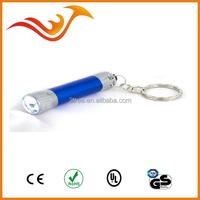 Factory Supply High Powered Aluminium led flashlight with AG13 Battery