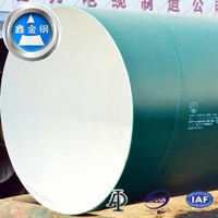 API 5L SAW steel pipe Epoxy coating and lining