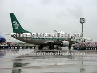 Air Freight Service from Changshan to Medan
