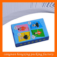 2Decks Packaging Plastic box,Poker Cards,Playing Cards,Small Size Cards Printed