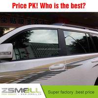 Wholesale price 5 rolls vinyl car film high hot metallic korea window film