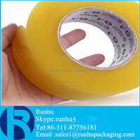 Hot sale high performance price ratio bopp adhesive tape