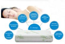 Original Import Quality Guarantee Anti-static Anti-microbial Ventilated Healthy Memory Foam Bamboo Pillow
