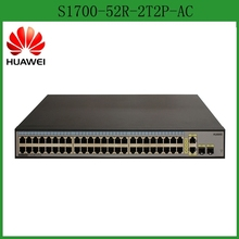 Huawei S1700-52R-2T2P-AC 10/100/1000Mbps Transmission Rate and Stock Products Status D-Link Network switch