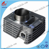 Hot Sale Cylinder Block Motorcycle Spare Parts For YBR125 Motorcycle Engine Parts