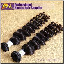 Guangzhou DK Virgin Human Hair Extension Shop, Top Quality Human Hair Weave Aliexpress Indian Hair