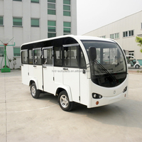 chinese new toyota coaster bus for sale mini golf electric shuttle bus