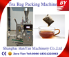 Electric Driven Type and Paper,Plastic,Thread Packaging Material Tea bag packing machine with string and tag/0086-18321225863