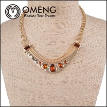 2015 Unique Simple Fashion Choker Necklaces Factory Free Samples
