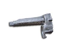 aluminum die casting heat sink parts with stamp tablet press die