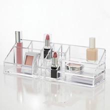 2015 Clear Acrylic Cosmetic/Makeup/Nail polish Display Stand