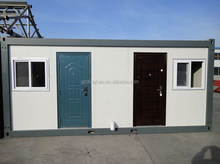 Guangzhou cheap price steel structure prefab container house