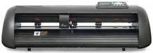 shenzhen plotter High precise good sale laser cutting plotter machine newest vinyl cutting plotter for sale with 630mm width