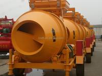 JZC500 rotating drum concrete mixer