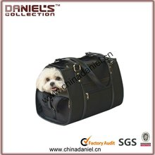 Fleece collapsible pet carrier products for small pet