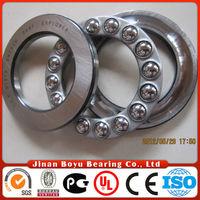 Stainless steel thrust bearing/ thrust ball bearing