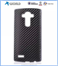NEW CARBON FIBRE CHROME COATING HARD CASE FOR LG G4
