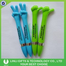 Special Design Good Writing Promotional Finger Pen