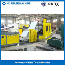 2015 New Condition HC-5L 5Lanes Facial Tissue Printing Machine
