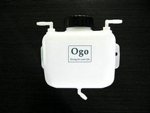 1.2L HHO Water Reservoir/Bubbler Tank