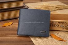 High-grade business men wallet hinge purse cheap purse designed