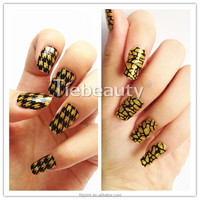 Wholesale cosmetic nail wraps sticker