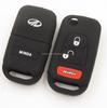 Newest products Okeytech Mahindra silicone key cover for Mahindra key