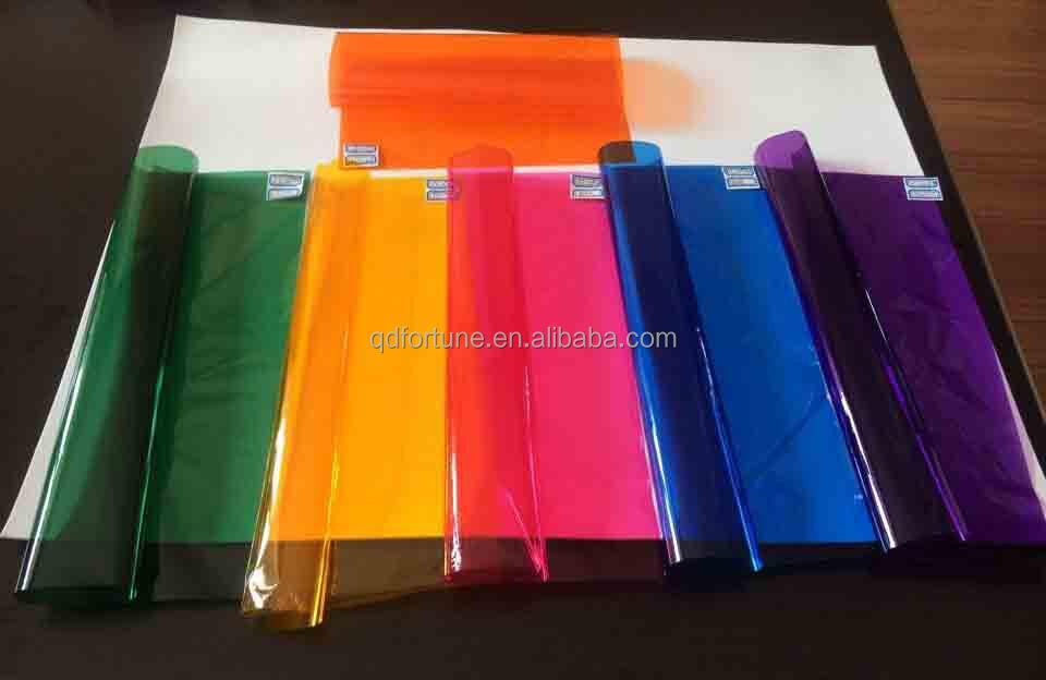 papel celofn de color color de papel celofn para envolver regalos papel celofn para