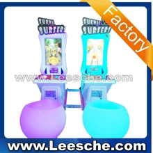 Subway surfer kids coin operated ticket redemption game machine indoor amusement electronic game arcade simulator game machine