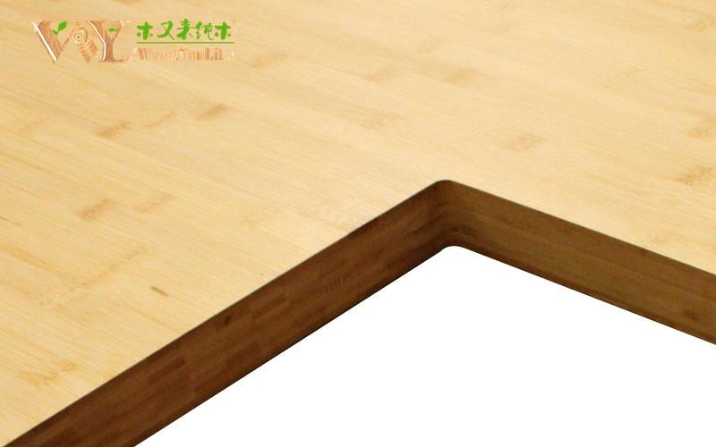 cara pegamento de bamb encimeras de madera maciza de paneles de bamb encimeras de madera maciza
