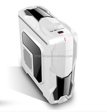 double USB3.0 support 3*HDD white gaming atx computer case/desktop gaming pc case/computer pc gaming case
