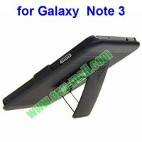 Belt Clip Combo Holster Case for Samsung Galaxy Note 3