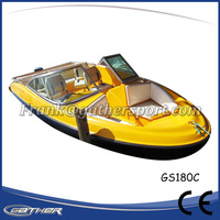 Gather High quality reasonable price alibaba suppliers Used Fiberglass Boat