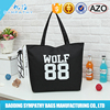 High Quality Promotional Insulated Cotton Canvas Bag Beach Bag