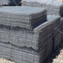 any size !!! export hexagon stone gabion wire mesh
