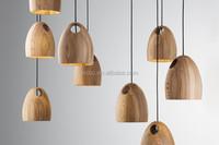 christmas ornaments supplier interior decoration Ross Gardam wood led pendant lighting