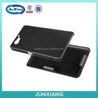 new rubber hard back case cover for sony z2 mini
