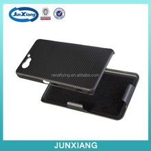 new rubber hard back case cover for sony z2 mini
