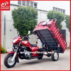 3 Wheel Gas Scooter/Three Wheel Large Cargo Motorcycles/3 Wheel Trike/Petrol Motorcycle