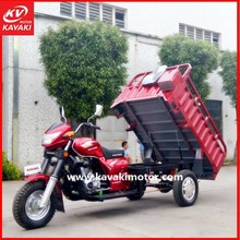 3 Wheel Gas Scooter/Three Wheel Large Cargo Motorcycles/3 Wheel Trike/Petrol Motorcycle