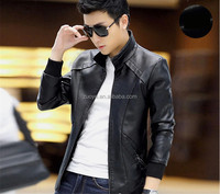 Men Fashion Cotton pakistan leather jacket price mens leather jacket turkey yamaha leather motorcycle jacket