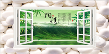 3D window printing ceramic tiles ,your best choice