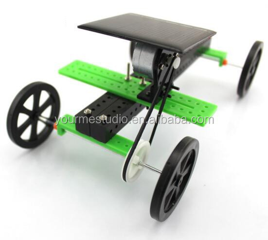 DIY Solar car toys Assembled educational material package (3).jpg