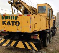 used kato crane 25 ton