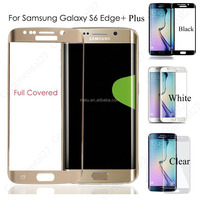 Premium Ultra Thin Tempered Glass Screen Protector Film For Samsung Galaxy S6 3D full cover