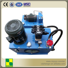 Hot sale Hydraulic system